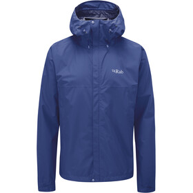 Rab Downpour Eco Jacket Men, nightfall blue